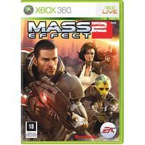 Jogo Mass Effect 2 Xbox 360 EA BioWare -