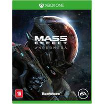 Jogo Mass Effect Andromeda Xbox One Lacrado Físico - Ea