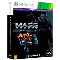 Jogo Mass Effect Trilogy - Xbox 360 - Ea Games