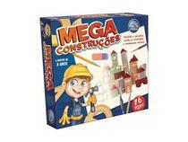 Jogo Mega Construções 76 Peças - Pais filhos - Pais & Filhos