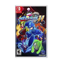 Jogo Mega Man 11 - Switch - Capcom