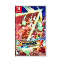 Jogo Mega Man Zero/ZX Legacy Collection  - Switch - Capcom