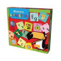 Jogo memoria alfabetica / pais & filhos -