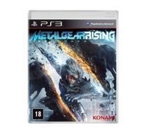 Jogo Metal Gear Rising: Revengeance - Konami