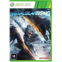 Jogo Metal Gear Rising: Revengeance - Xbox 360 - Konami
