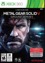 Jogo Metal Gear Solid Ground Zeroes X360 - Konami