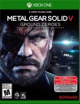 Jogo Metal Gear Solid Ground Zeroes Xone - Konami -