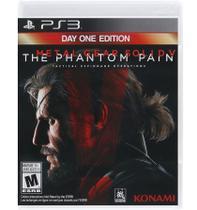 Jogo Metal Gear Solid V Phantom Pain Day One Edition PS3 - Sony -