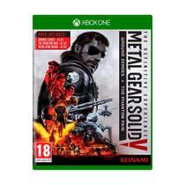 Jogo Metal Gear Solid V: The Definitive Experience - Xbox One - Konami