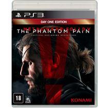 Jogo Metal Gear Solid V: The Phantom Pain - PS3 - Konami