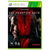 Jogo Metal Gear Solid V: The Phantom Pain - Xbox 360 - Konami