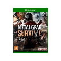 Jogo Metal Gear Survive - Konami