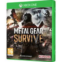 Jogo metal gear survive xbox one - Konami