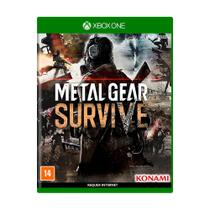 Jogo Metal Gear Survive - Xbox One - Konami