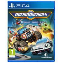 Jogo Micro Machines World Series - PS4 - Codemasters
