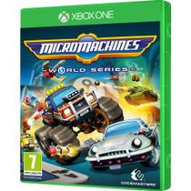 Jogo Micromachines World Series Xbox One - Codemasters