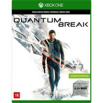 Jogo Microsoft Xbox One Quantum Break 889842055597 -