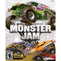 Jogo Midia Fisica Activision Monster Jam Para Pc Computador -