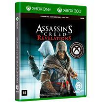 Jogo Mídia Física Assassins Creed Revelations Para Xbox One - Ubisoft