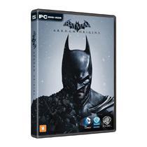 Jogo Midia Fisica Batman Arkham Origins para Computador PC - Wb Games