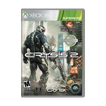 Jogo Mídia Física Crysis 2 Ea Games Original Para Xbox 360 -
