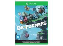 Jogo Midia Fisica Deformers Original Para Xbox One - D3Publisher