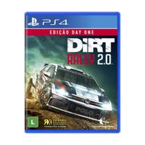 Jogo Midia Fisica Dirt Rally 2.0 Ediçao Day One para Ps4 - Geral