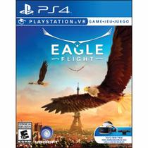 Jogo Mídia Física Eagle Flight Para Playstation Ps4 Vr - Ubisoft