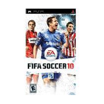Jogo Mídia Física Fifa Soccer 2010 Original EA games Psp -