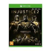 Jogo Mídia Física Injustice 2 - Legendary Edition - XONE - WB Games