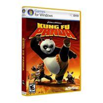 Jogo Midia Fisica Kung Fu Panda Original para Computador PC - Ubisoft