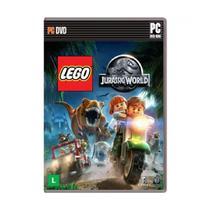 Jogo Mídia Física LEGO Jurassic World para Computador PC - Wb Games