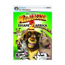 Jogo Mídia Física Madagascar Escape 2 Africa Original PC - Activision