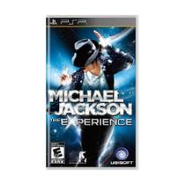 Jogo Mídia Física Michael Jackson The Experience Lacrado Psp - Ubisoft