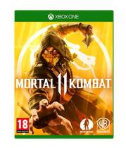 Jogo Mídia Física Mortal Kombat 11 Original Para Xbox One - Wb games
