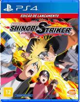 Jogo midia fisica Naruto To Boruto Shinobi Striker PS4 Play - Bandai