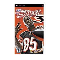 Jogo Mídia Física Nfl Street 3 Original Ea Sports para Psp -