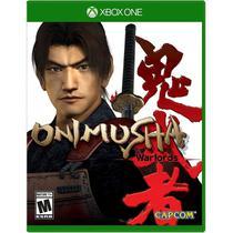 Jogo Midia Fisica Onimusha Warlords Original para Xbox One - Capcom