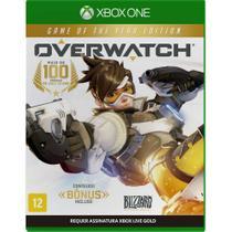 Jogo Mídia Física Overwatch Edição Origins Para Xbox One - Blizzard