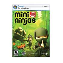 Jogo Mídia Física para Computador Mini Ninjas Original PC - Wb Games