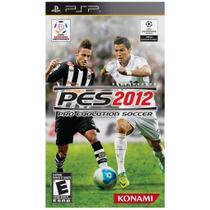 Jogo Midia Fisica Pro Evolution Soccer 2012 Pes 12 para Psp - Konami