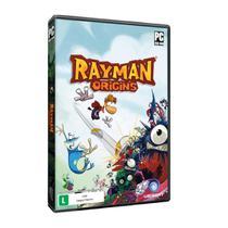 Jogo Mídia Física Rayman Origins Original para Computador PC - Ubisoft