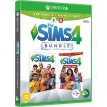 Jogo Mídia Física The Sims 4 Bundle Com Cães e Gato Xbox One - Ea