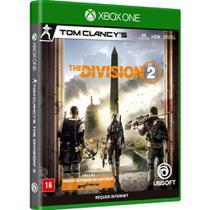 Jogo Midia Fisica Tom Clancys The Division 2 para Xbox One - Ubisoft