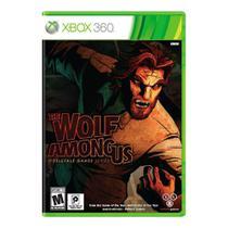 Jogo Mídia Física Wolf Among Us Telltale Games Original X360 -