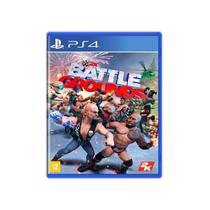 Jogo Midia Fisica WWE 2K Battlegrounds Para Play Station 4 - 2Ksports