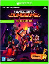 Jogo Minecraft Dungeons (Hero Edition) - Xbox One - Microsoft