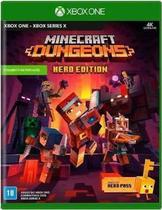 Jogo Minecraft Dungeons: Hero Edition - Xbox One - Mojang Ab