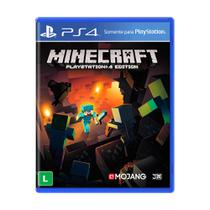 Jogo Minecraft: PlayStation 4 Edition - PS4 - Mojang ab