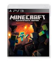 Jogo Minecraft PS3-Microsoft -